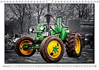 Oldtimer - tractors (Wall Calendar 2019 DIN A4 Landscape) - Produktdetailbild 6