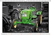 Oldtimer - tractors (Wall Calendar 2019 DIN A4 Landscape) - Produktdetailbild 11