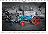 Oldtimer - tractors (Wall Calendar 2019 DIN A4 Landscape) - Produktdetailbild 5