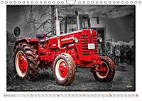 Oldtimer - tractors (Wall Calendar 2019 DIN A4 Landscape) - Produktdetailbild 3