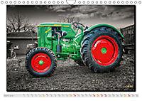 Oldtimer - tractors (Wall Calendar 2019 DIN A4 Landscape) - Produktdetailbild 4