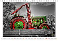 Oldtimer - tractors (Wall Calendar 2019 DIN A4 Landscape) - Produktdetailbild 8