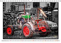 Oldtimer - tractors (Wall Calendar 2019 DIN A4 Landscape) - Produktdetailbild 9