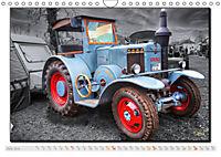 Oldtimer - tractors (Wall Calendar 2019 DIN A4 Landscape) - Produktdetailbild 7