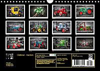 Oldtimer - tractors (Wall Calendar 2019 DIN A4 Landscape) - Produktdetailbild 13