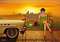 Oldtimer und Pin-Up Girls by Mausopardia (Tischkalender 2019 DIN A5 quer) - Produktdetailbild 9