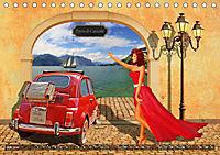 Oldtimer und Pin-Up Girls by Mausopardia (Tischkalender 2019 DIN A5 quer) - Produktdetailbild 12