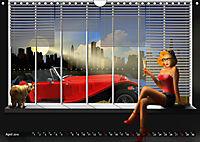 Oldtimer und Pin-Up Girls by Mausopardia (Wandkalender 2019 DIN A4 quer) - Produktdetailbild 4