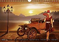 Oldtimer und Pin-Up Girls by Mausopardia (Wandkalender 2019 DIN A4 quer) - Produktdetailbild 10
