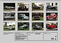 Oldtimer vergangenger Jahrzehnte (Wandkalender 2019 DIN A2 quer) - Produktdetailbild 13