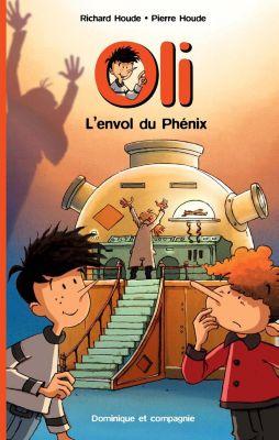 Oli: L'envol du Phénix, Richard Houde