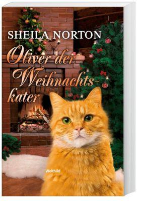 Oliver der Weihnachtskater - Sheila Norton pdf epub