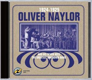 Oliver Naylor 1924-1925, Oliver & His Seven Aces Naylor