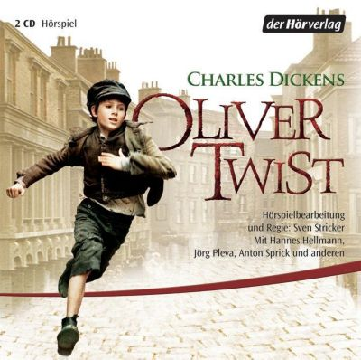 Oliver Twist, 2 Audio-CDs, Charles Dickens