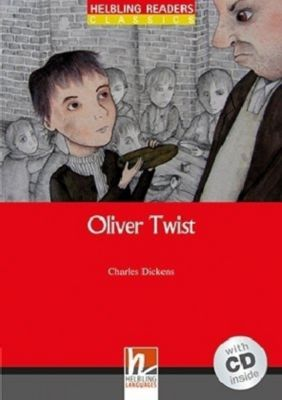 Oliver Twist, m. 1 Audio-CD, Charles Dickens