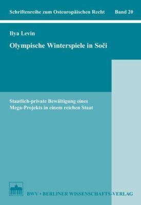 Olympische Winterspiele in Soci, Ilya Levin