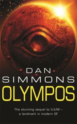 Olympos, English edition, Dan Simmons