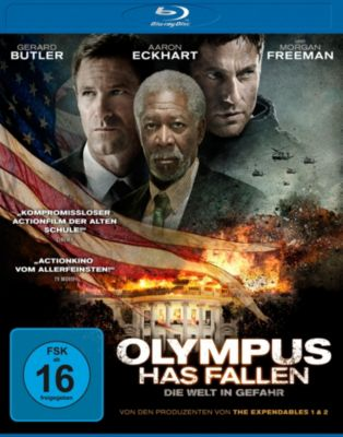 Olympus Has Fallen, Diverse Interpreten