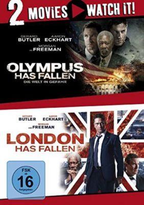 Olympus Has Fallen / London Has Fallen, Diverse Interpreten
