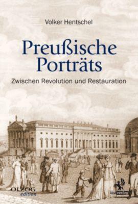 Olzog Edition: Preußische Porträts, Volker Hentschel