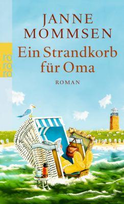 Oma Imke Band 2: Ein Strandkorb für Oma, Janne Mommsen