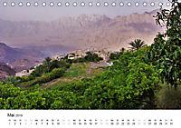 Oman - Arabiens Zauberwelt (Tischkalender 2019 DIN A5 quer) - Produktdetailbild 5