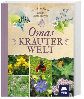 Omas Kräuterwelt - Gerda Zipfelmayer  