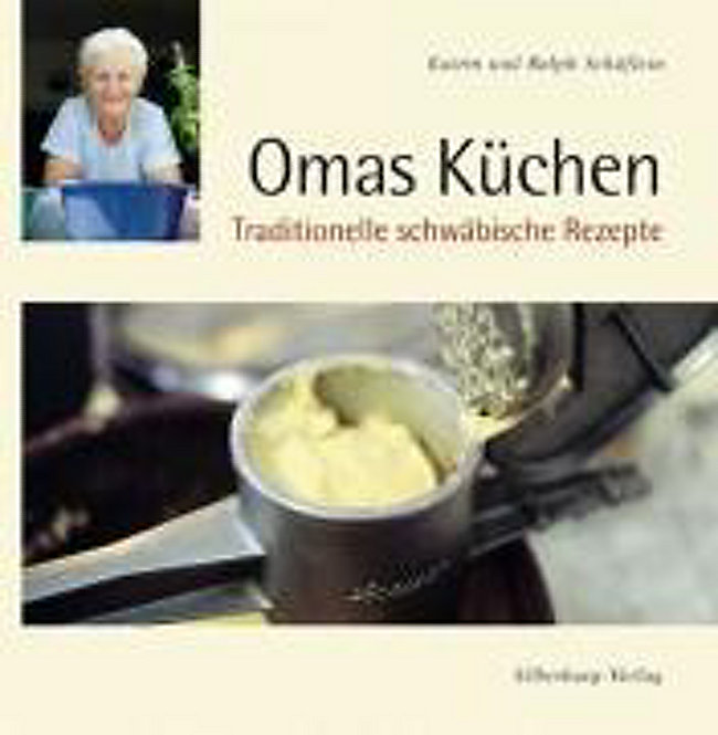 Omas Küchen, Traditionelle schwäbische Rezepte Buch portofrei
