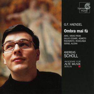 Ombra mai fu (Airien und Szenen), A. Scholl, Akademie Fuer Alte Musik