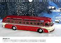 Omnibusmodelle aus aller Welt (Wandkalender 2019 DIN A4 quer) - Produktdetailbild 1