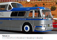 Omnibusmodelle aus aller Welt (Wandkalender 2019 DIN A4 quer) - Produktdetailbild 2