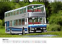 Omnibusmodelle aus aller Welt (Wandkalender 2019 DIN A4 quer) - Produktdetailbild 4