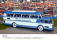 Omnibusmodelle aus aller Welt (Wandkalender 2019 DIN A4 quer) - Produktdetailbild 6