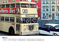 Omnibusmodelle aus aller Welt (Wandkalender 2019 DIN A4 quer) - Produktdetailbild 5