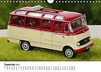 Omnibusmodelle aus aller Welt (Wandkalender 2019 DIN A4 quer) - Produktdetailbild 12