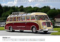 Omnibusmodelle aus aller Welt (Wandkalender 2019 DIN A4 quer) - Produktdetailbild 10