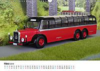 Omnibusmodelle aus aller Welt (Wandkalender 2019 DIN A3 quer) - Produktdetailbild 3