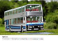Omnibusmodelle aus aller Welt (Wandkalender 2019 DIN A3 quer) - Produktdetailbild 4