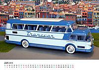Omnibusmodelle aus aller Welt (Wandkalender 2019 DIN A3 quer) - Produktdetailbild 6