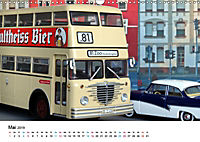 Omnibusmodelle aus aller Welt (Wandkalender 2019 DIN A3 quer) - Produktdetailbild 5