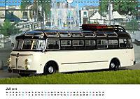 Omnibusmodelle aus aller Welt (Wandkalender 2019 DIN A3 quer) - Produktdetailbild 7