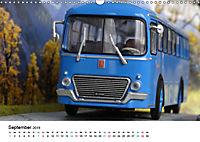 Omnibusmodelle aus aller Welt (Wandkalender 2019 DIN A3 quer) - Produktdetailbild 9
