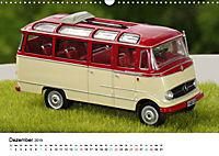 Omnibusmodelle aus aller Welt (Wandkalender 2019 DIN A3 quer) - Produktdetailbild 12
