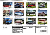 Omnibusmodelle aus aller Welt (Wandkalender 2019 DIN A3 quer) - Produktdetailbild 13