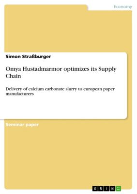 Omya Hustadmarmor optimizes its Supply Chain, Simon Straßburger