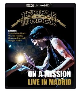 On A Mission-Live In Madrid, Michael Schenker's Temple Of Rock
