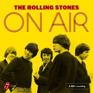On Air (Limited Deluxe Edition), The Rolling Stones