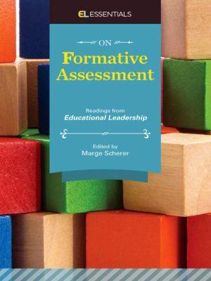 On Formative Assessment, Marge Scherer