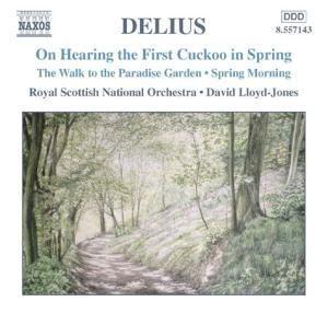 On Hearing The First Cuckoo, David Lloyd-Jones, Rsno
