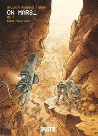 On Mars_ - Eine neue Welt - Sylvain Runberg  